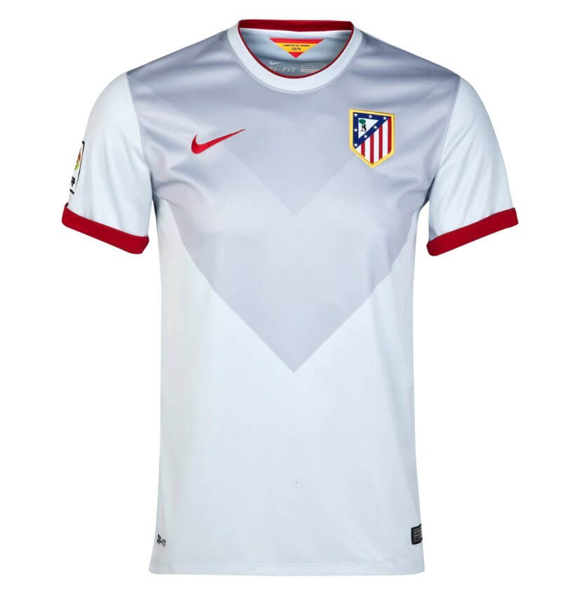 2b517c5dfb5 Atlético Madrid Kids Boys Youth Away Jersey 2014–15