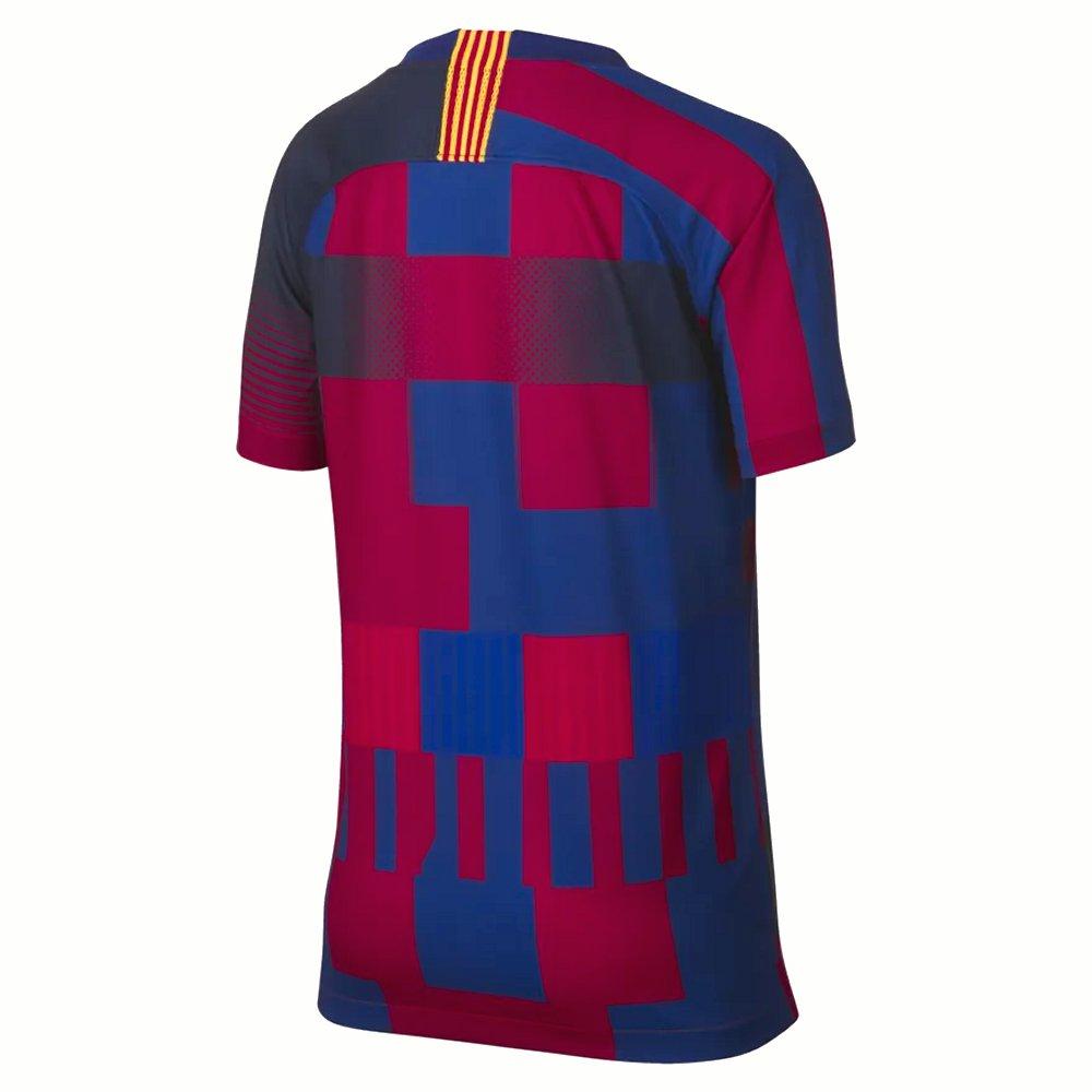 Barcelona Nike 20th Anniversary Home Shirt 2018 - Genuine Top! 1871fc835