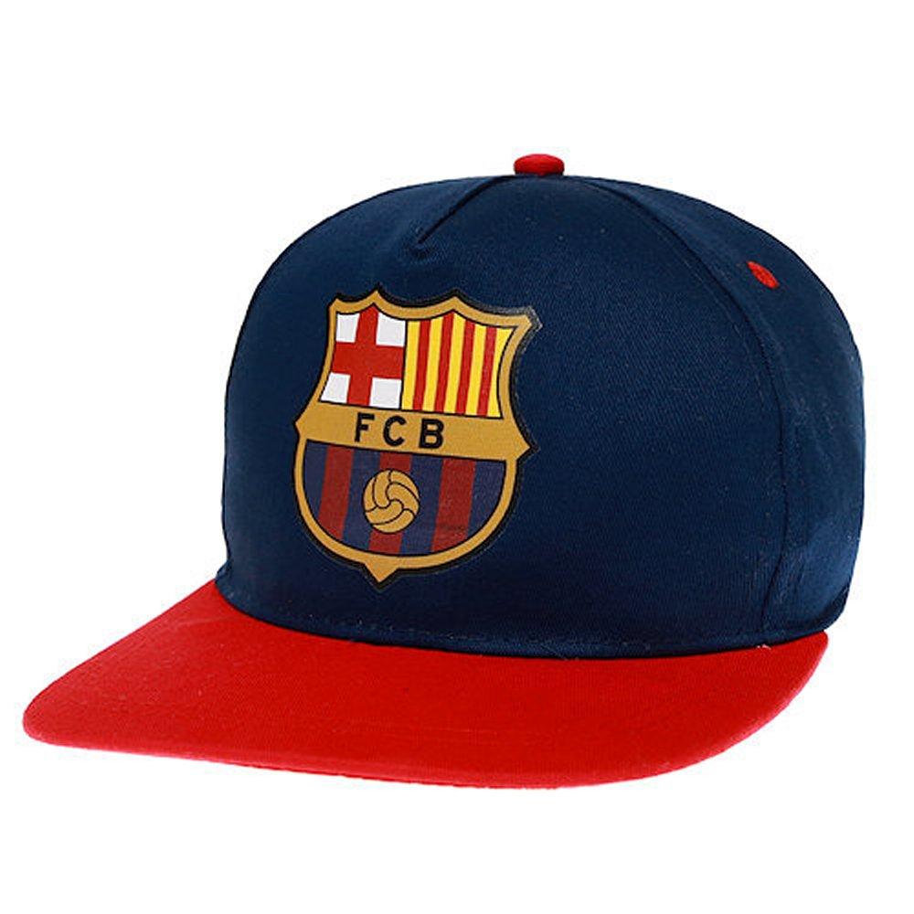 Barcelona Junior Crest Cap - Official FCB Accessory bbf456c7eee