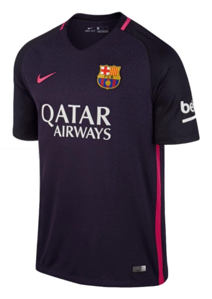 Barcelona Kids Away Football Shirt 2016 17 Order Here! 6c7e2e28d0c6