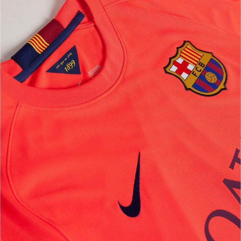Barcelona Kids (Boys Youth) Away Jersey 2014 - 2015 ceb7198e1