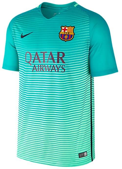 7bbb49c1e Barcelona Third Football Shirt 2016-17 - Official Nike Product