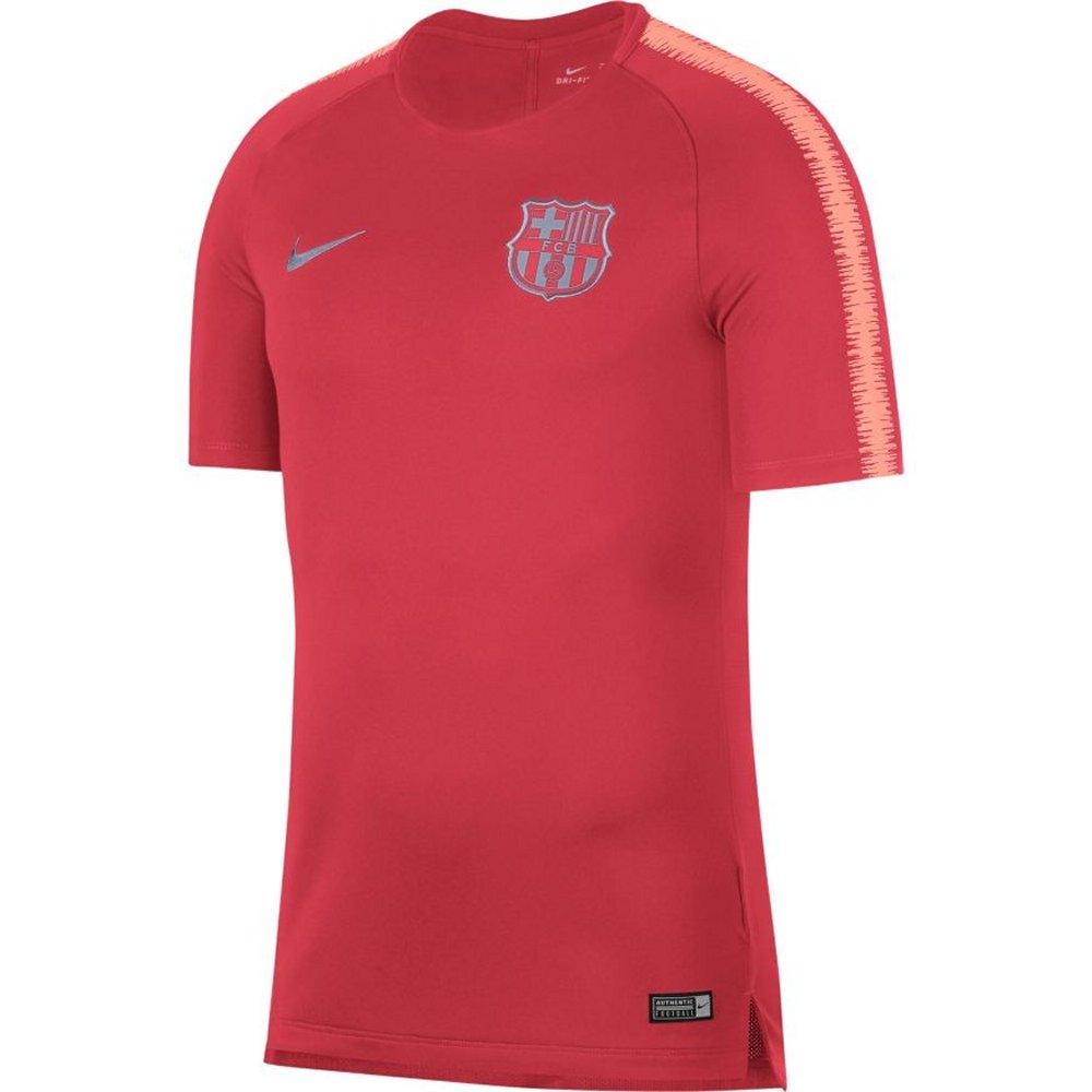 new style cc0e9 72053 Barcelona Nike Pink Squad Training Jersey 2018/19 (Adults)