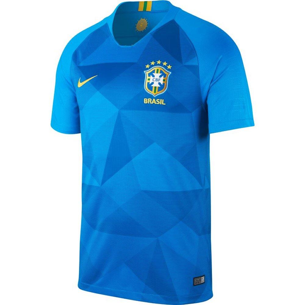 66424b50383 Brazil Nike Away Boys Shirt 2018 19 - Order Here Now!