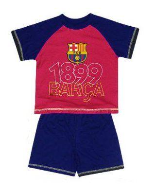 Barcelona Boys Pyjamas
