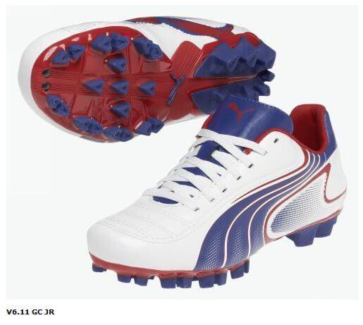 Puma V6.11 Boys FG Football Boots
