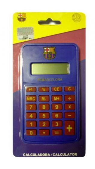 Barcelona Calculator