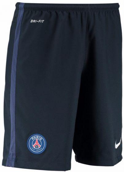 Paris Saint-Germain Home Shorts 2015 - 2016