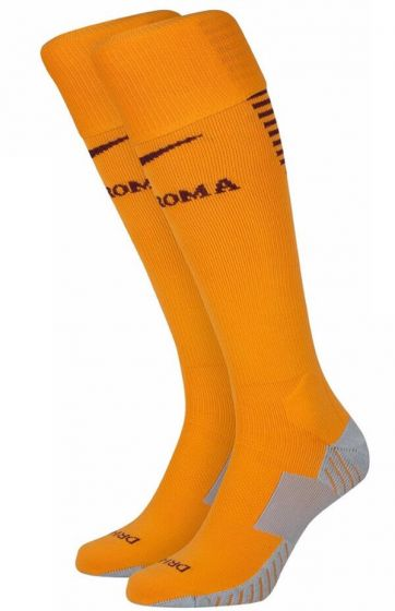 AS Roma Kids Home Socks 2016-17