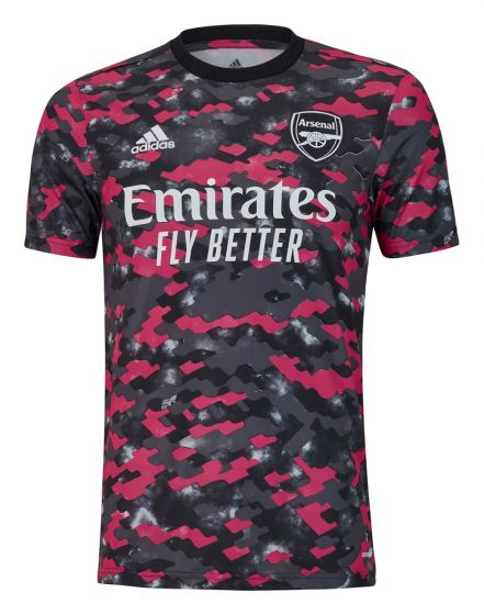 Arsenal Pre Match Jersey