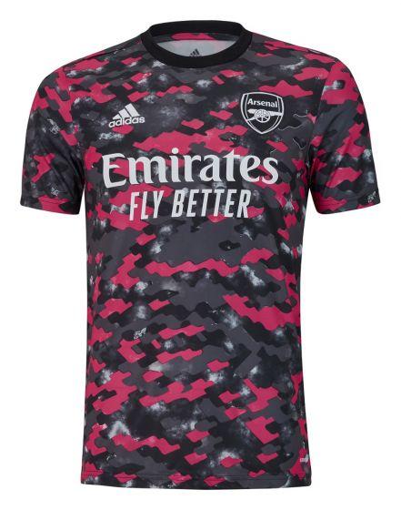 Arsenal Kids Pre Match Top