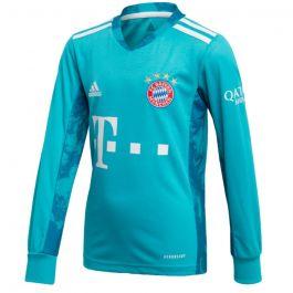 Bayern Munich Kids Home Goalkeeper Shirt 2020/21 | Official Adidas ...