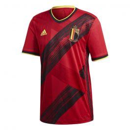Belgium Home Football Shirt 2020 21 Official Adidas Kit
