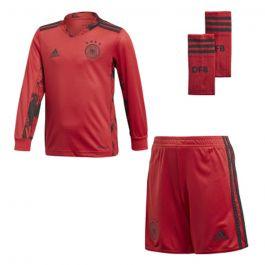 Germany Kids Home Goalkeeper Kit 2020/21