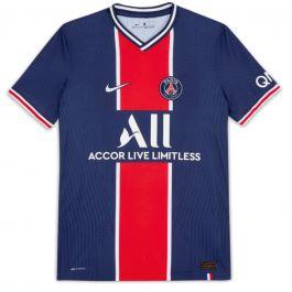 Paris Saint Germain Home Shirt 2020 21 20 21 Nike Psg Home Jersey