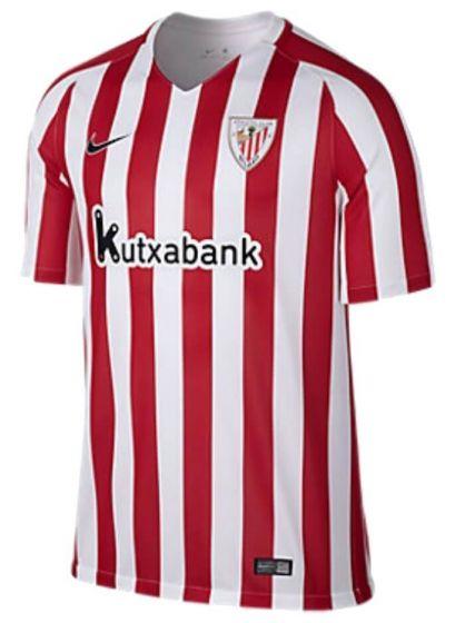 Athletic Bilbao Kids Home Football Shirt 2016/17