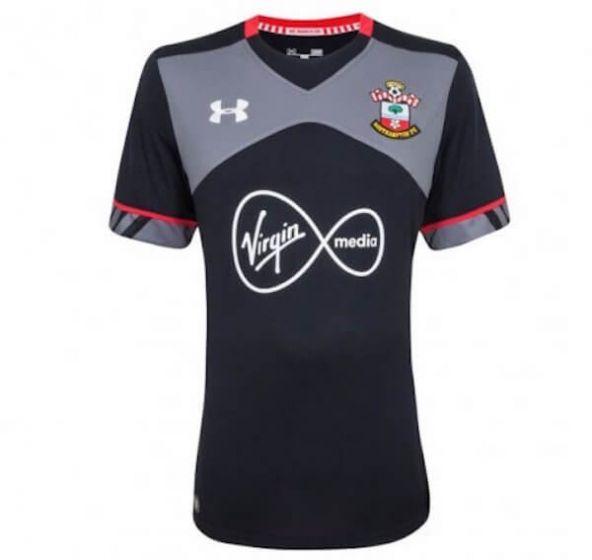 Southampton Kids Away Football Shirt 2016/17