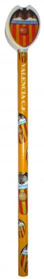 Valencia Orange Pencil