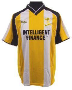 Livingston 2004-05 S/S Home Football Shirt Youths