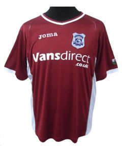 Cardiff City Away Football Shirt