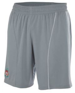Liverpool Boys Home Goalkeeper Shorts 2010-12