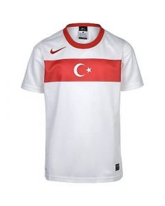 Turkey Away Football Shirt 2012/13