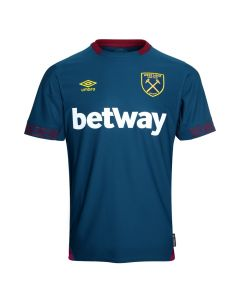 West Ham United Umbro Away Shirt 2018/19 (Adults)