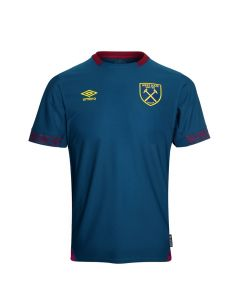 West Ham United Umbro Away Shirt 2018/19 (Kids)