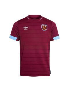 Kids 2017-2018 West Ham Home Football Shorts