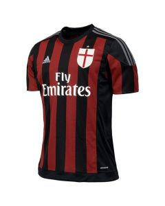 AC Milan Kids Home Shirt 2015/16