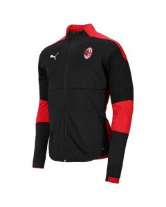 AC Milan Black Track Jacket 2020/21
