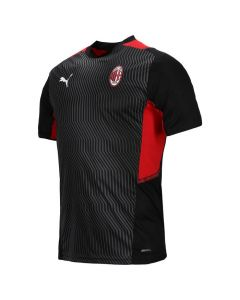 AC Milan Black Training Jersey 2021/22