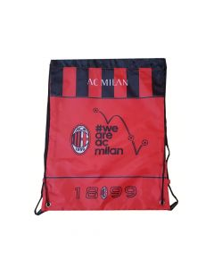 AC Milan Red Gym Bag