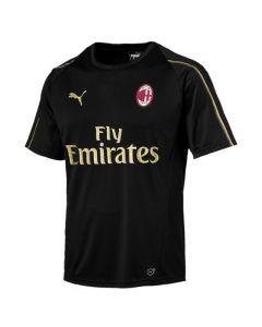 AC Milan Puma Black Training Jersey 2018/19 (Adults)