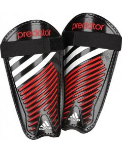 Adidas Predator Lite Black Shin Pads