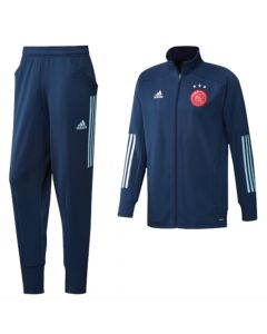 Ajax kids away training tracksuit 20/21