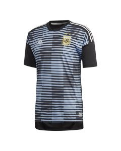 Argentina Adidas Home Pre-Match Shirt 2018/19 (Adults)