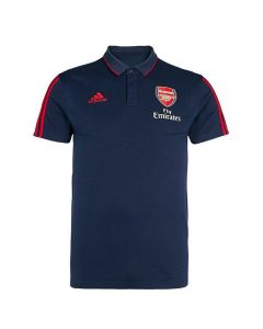 Arsenal Navy Polo Shirt 2019/20