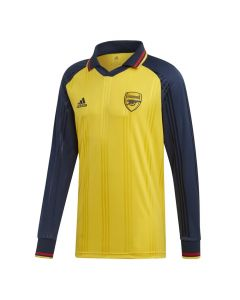 Arsenal Yellow Icons Long Sleeve Top 2019/20