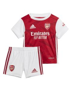 Arsenal Baby Home Kit 2020/21