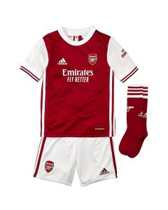 Arsenal Kids Home Kit 2020/21