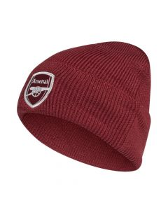 Arsenal Red Woolie Hat 2020/21