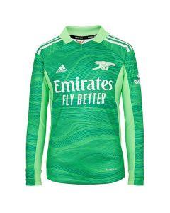 Arsenal Kids Home Goalkeeper Shirt 2021/22