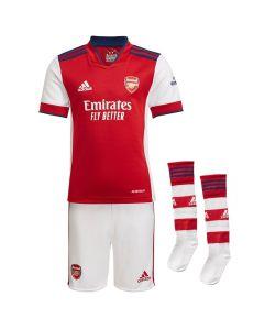 Arsenal Kids Home Kit 2021/22