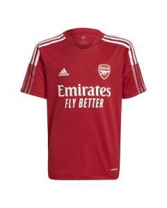 Arsenal Kids Red Training Jersey 2021/22