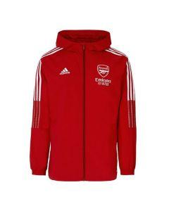 Arsenal Red Presentation Jacket 2021/22