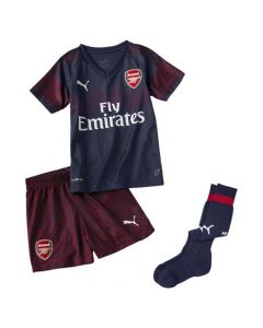 Arsenal Puma Away Kit 2018/19 (Kids)