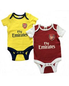 Arsenal Baby Bodysuits 2017/18