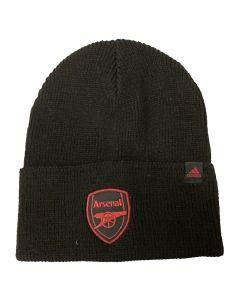 Arsenal Black Woolie Hat 2021/21