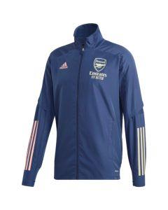 Arsenal blue presentation jacket 20/21